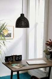 suspension moucheté lampe urban outfitters